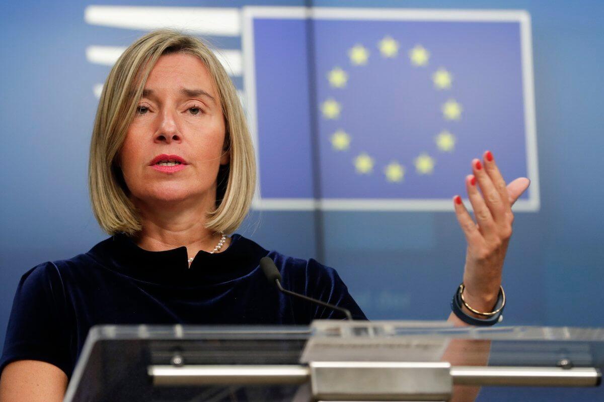 Mogerini: Istorijska greška vođa evropskog bloka