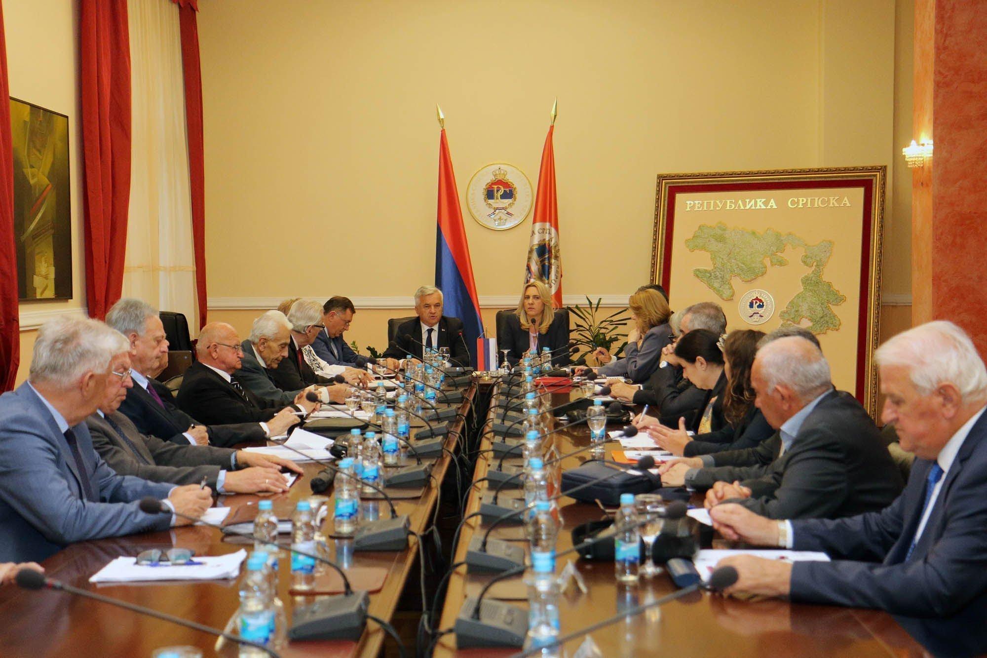 Održana sjednica Senata Republike Srpske