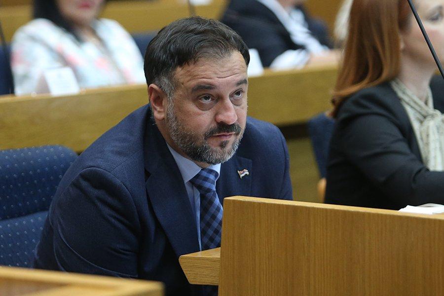 Žunić: Skupština da se jasno odredi o oduzimanju nadležnosti Srpske